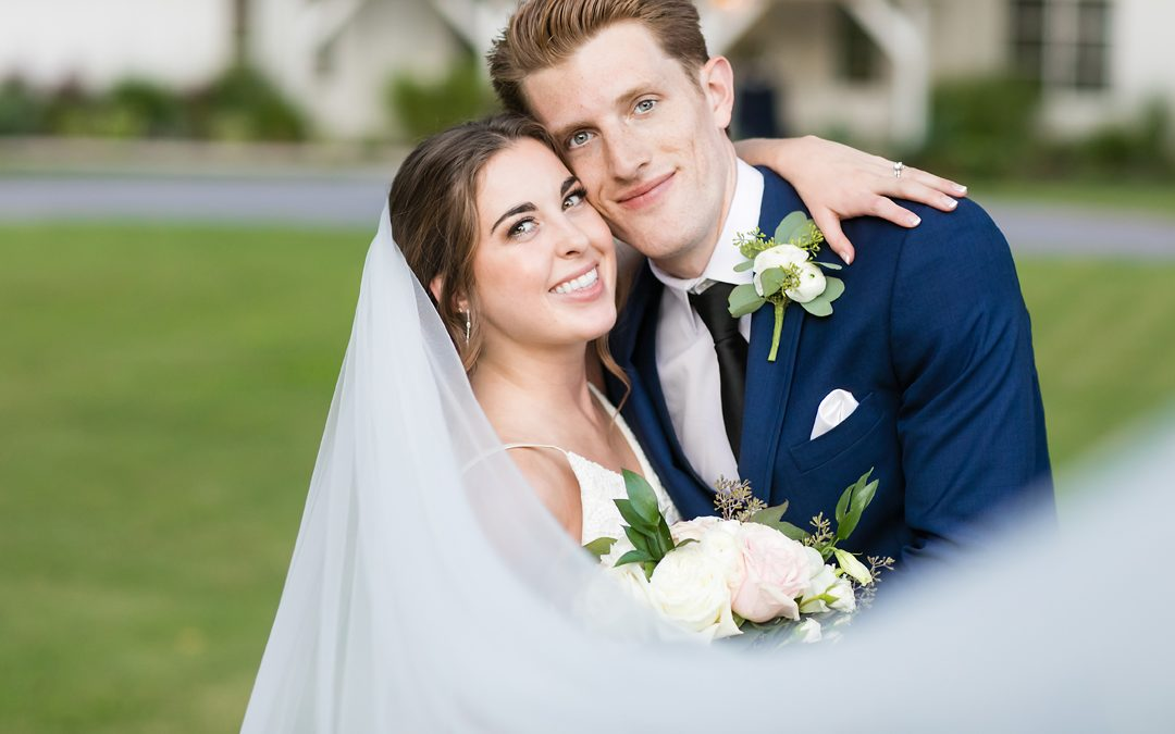 Aubrie + Daniel | Spain Ranch Wedding